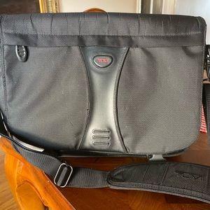 Tumi laptop messenger bag